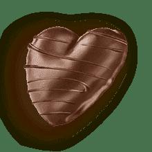 Schoggi-Lebkuchenherz